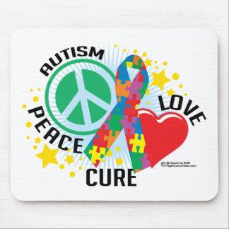 Autism PLC Mouse Pad