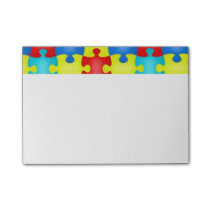 Autism Post It Notes Sticky Notes
