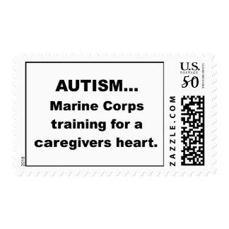autism postage