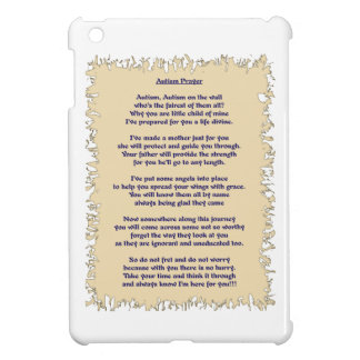 Autism Prayer Cover For The iPad Mini