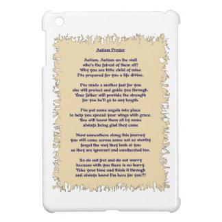 Autism Prayer Cover For The iPad Mini