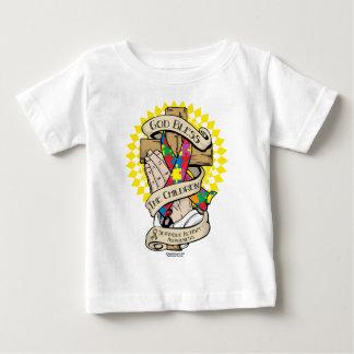 Autism Praying Hands Baby T-Shirt
