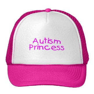 Autism Princess Trucker Hat