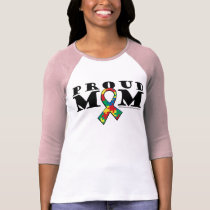 Autism Proud Mom T-Shirt
