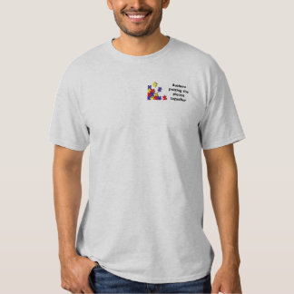 Autism: putting the pieces together shirt