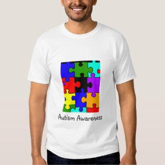 autism puzzle, Autism Awareness T-shirt