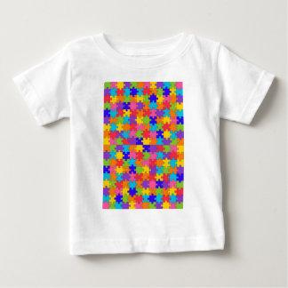 autism puzzle baby T-Shirt