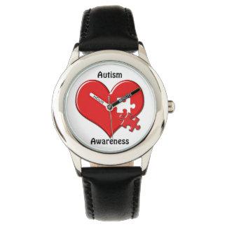 Autism Puzzle Kids Watch