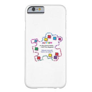 Autism Puzzle Piece iPhone 6 Case