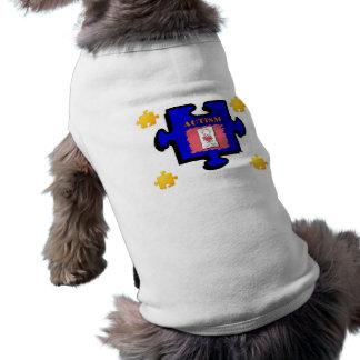 Autism Puzzle Piece Pet Clothing