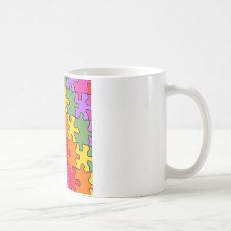 autism puzzle pieces 33 coffee mug
