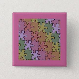 autism puzzle pieces 35 button