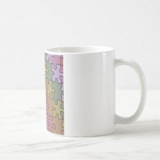 autism puzzle pieces 35 coffee mug