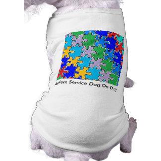 autism puzzle pieces 41 tee