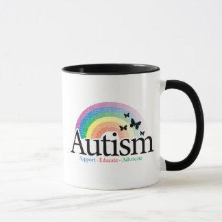 Autism Rainbow Mug