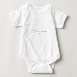 Autism Reach For The Stars Baby Bodysuit