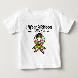 Autism Ribbon For My Aunt Infant T-shirt
