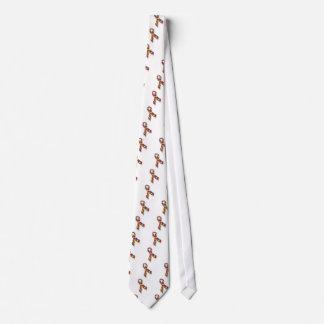 Autism Ribbon Tie