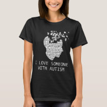 Autism S Love I Puzzle Someone Awareness Unisex Gi T-Shirt