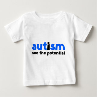 Autism - See The Potential Baby T-Shirt