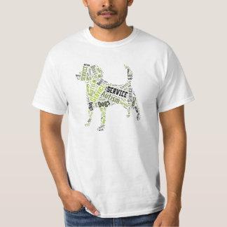 Autism Service Dog T-Shirt