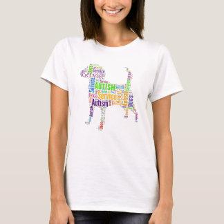 Autism Service Dog T-Shirt Women's