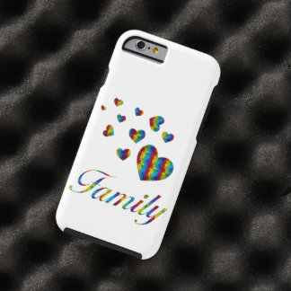 Autism Shell iPhone 6 Case