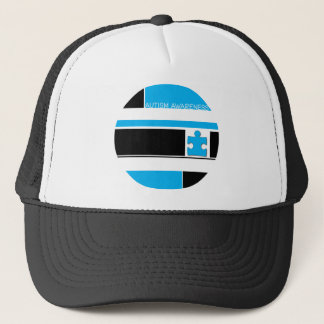 Autism Shirt Trucker Hat