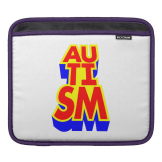 Autism Sleeve For iPads