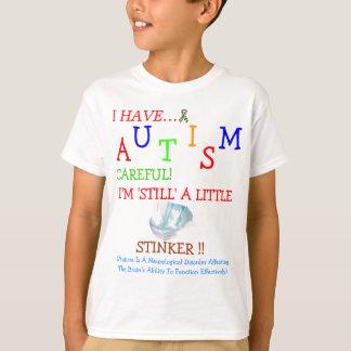 Autism Sometimes Stinks! T-Shirt