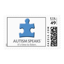 Autism Speaks - Medium Stamp
