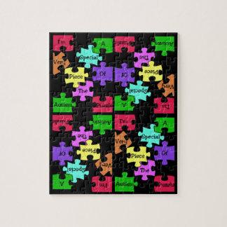 Autism Special Piece Puzzle