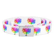 Autism Spectrum Tree Belt