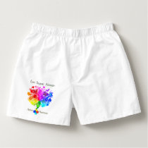 Autism Spectrum Tree Boxers