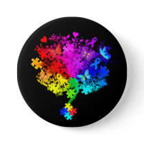 Autism Spectrum Tree Button