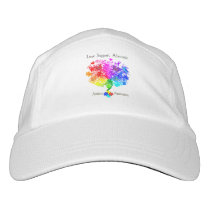 Autism Spectrum Tree Hat