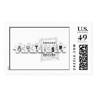 Autism Stamp