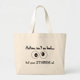 autism staring bag