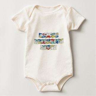 Autism Support Baby Bodysuit