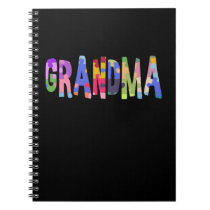 Autism Support Grandma Autism Notebook