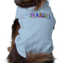 Autism Support Grandma Autism Shirt
