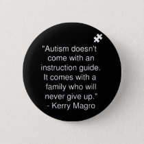 Autism-T-Shirts Button