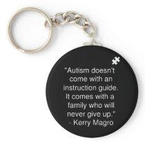 Autism-T-Shirts Keychain
