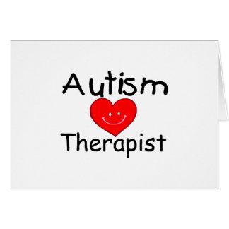 Autism Therapist (Hrt) Card