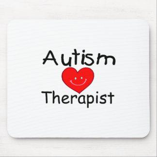 Autism Therapist (Hrt) Mouse Mat