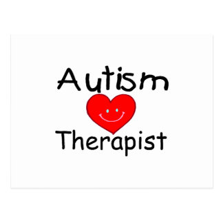 Autism Therapist (Hrt) Postcard