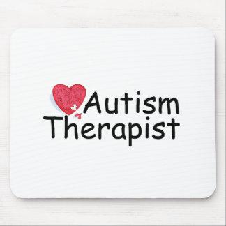 Autism Therapist (Hrt Puzzle) Mouse Mats