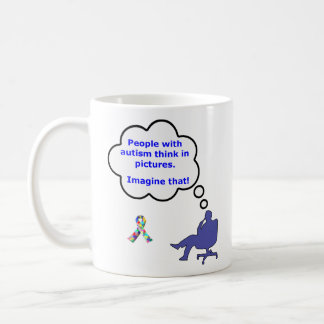 Autism/Think in Pictures Coffee Mug