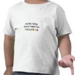 Autism Today Genius Tomorrow T Shirt