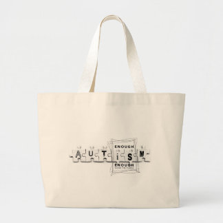 Autism Tote Bags